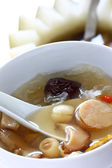 Winter melon soup, chinese cuisine — Stock Photo