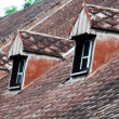 Old house roof — Stock Photo #10780760