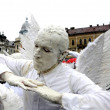 Stock Photo: White angel