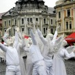 White angels - Stock Photo