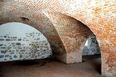 Oradea citadel interior — Stock Photo