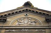 Detal architektoniczny — Zdjęcie stockowe