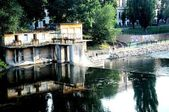Cris řeka — Stock fotografie