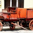 Stock Photo: Old waggon
