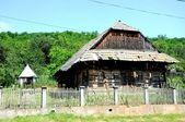 Landhaus-seite — Stockfoto