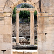 The Library of Hadrian - Athens Greece — Stock Photo