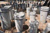 Kerameikos - Athens Greece - Ancient cemetery — Stock Photo