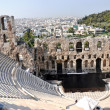 Stock Photo: Odeon of Herodes Atticus - Athens Greece