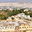 View over the city of Athens Greece — Stock Photo