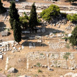 Ancient ruins - Athens Greece — Stock Photo #11914647