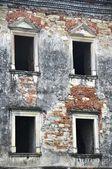 Banffy дворец bontida клуж - архитектурная деталь — Стоковое фото