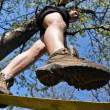 Slackline — Stock Photo #10976217