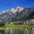 Stock Photo: Auronzo di Cadore