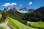 Val di Funes — Stock Photo
