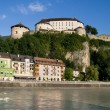 Fortress of Kufstein - Stock Photo