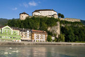 Fortress of Kufstein — Stock Photo