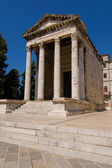 Temple of Augustus — Stock Photo