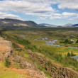 Foto Stock: Thingvellir National Park