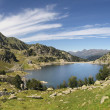 Lake of Colomers - Stock Photo
