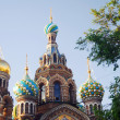 Church of Savior on blood — Stock Photo #10860910