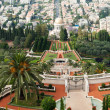 The Bahai Gardens in Haifa Israel — Photo