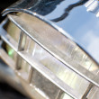 Stock Photo: Car headlamp