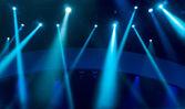 Luces del escenario — Foto de Stock