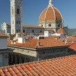 Roofs of Florence — Foto Stock