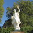 Sculpture of Ceres ( greek Demeter ) - Foto de Stock