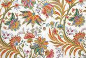Abstrato design floral — Foto Stock