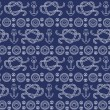 Royalty-Free Stock Vector Image: Seamless pattern.