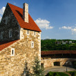 Stock Photo: Medieval stronghold - part of Budcastle in Budapest