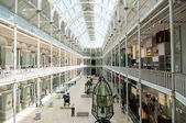 The National Museum of Scotland in Edinburgh May 2012 — Foto de Stock