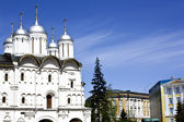 Beautiful Cathedral in Kremlin — Stock Photo