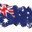 Foto de Stock  : Grange Flag of Australia