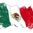 Grange Flag of Mexico — Stock Photo #11442721