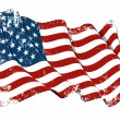 Grange Flag of USA — Stock Photo #11443017