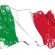 Grunge Flag of Italy — Stock Photo #11455515