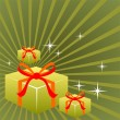 Gift boxes — Stock Photo #11138335