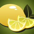 Lemon — Foto Stock