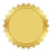 Gold medal — ストックベクタ