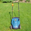 Lawn mower — Stock Photo #11653118