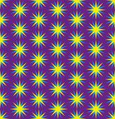 Seamless texture stars — Vector de stock