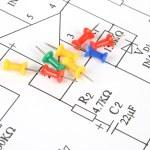 Circuit diagram — Stock Photo #11916391