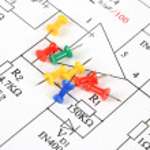 Circuit diagram — Stock Photo #11916403