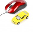 Toy car and computer mouse — Stock Photo #12097046