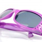 Purple sunglasses — Stock Photo #12182255