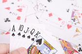 Spiel -karte — Stockfoto