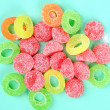 Sweet candies — 图库照片