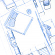 Foto de Stock  : House plan